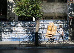 Parcels (Thessaloniki) (see more at urban - people)