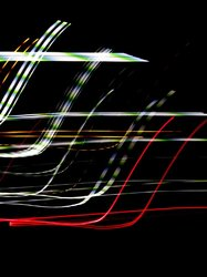 DL 1 (more at series Dancing Lights)